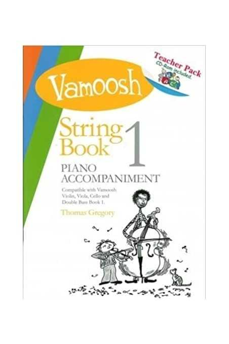 Vamoosh Teacher Package for book 1 with CD