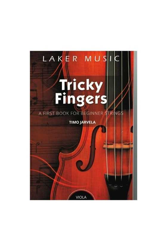Tricky Fingers For Viola By...