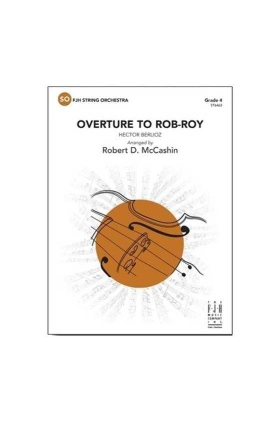 Overture to Rob-Roy (FJH)