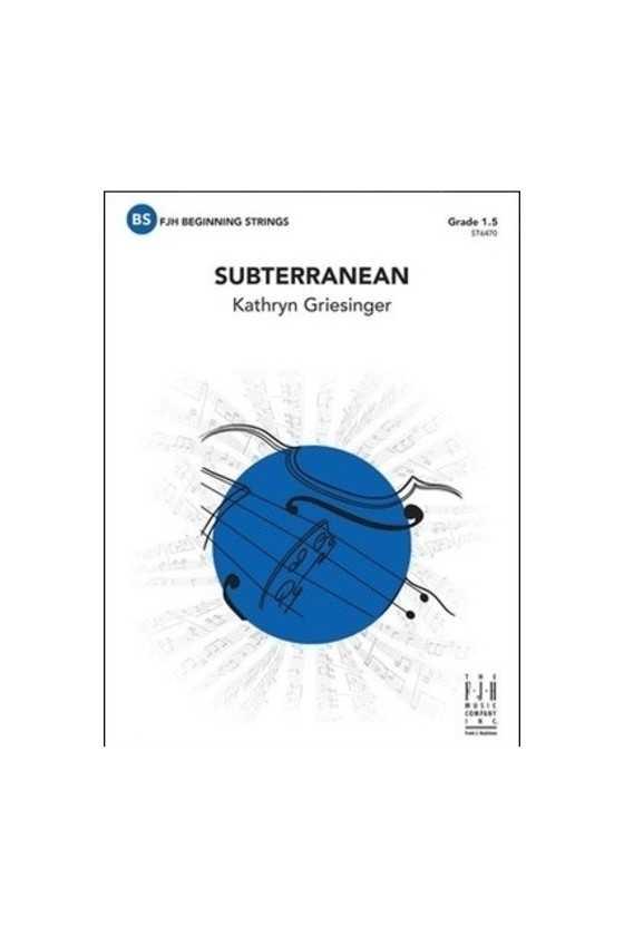 Subterranean (FJH)
