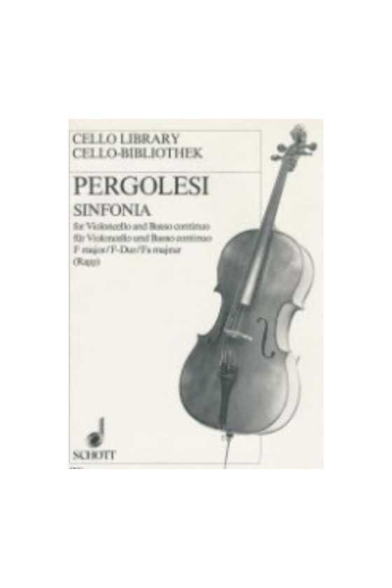Pergolesi, Sinfonia in F...