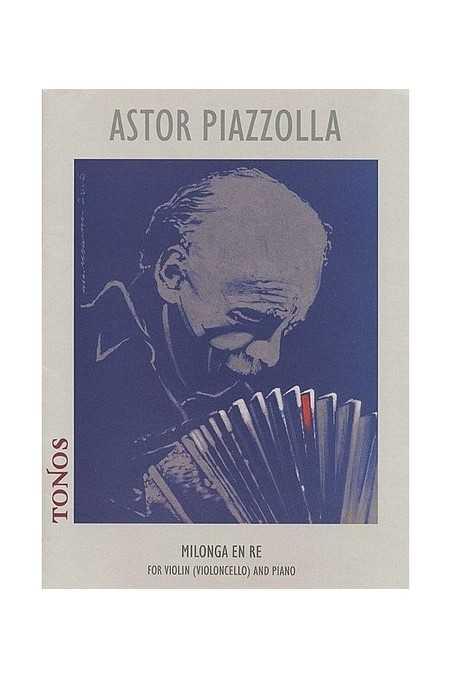 Piazzolla Dos Piezas Breves For Viola (Tonos)