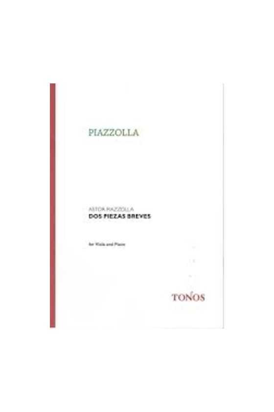 Piazzolla, Two Short Pieces...