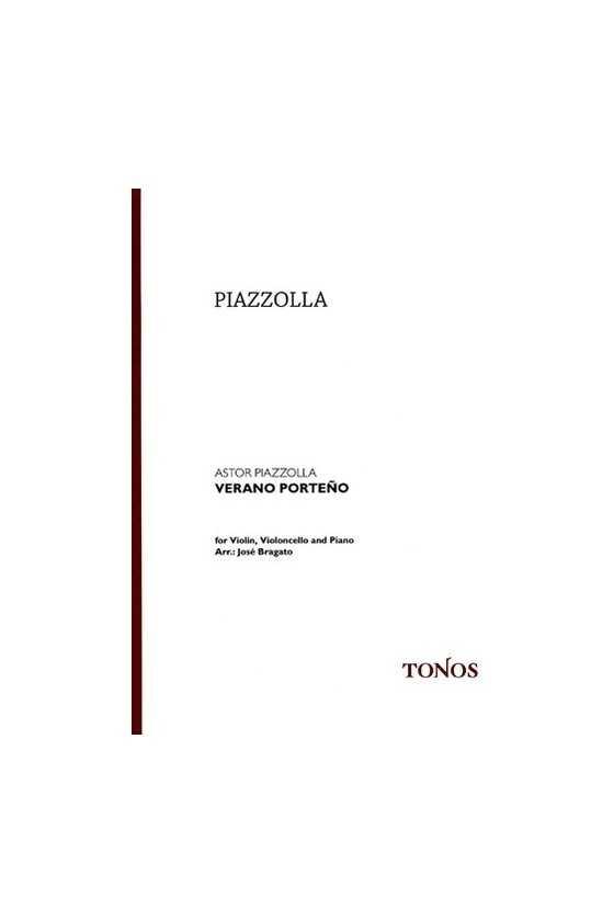 Piazzolla Verano Porteno...