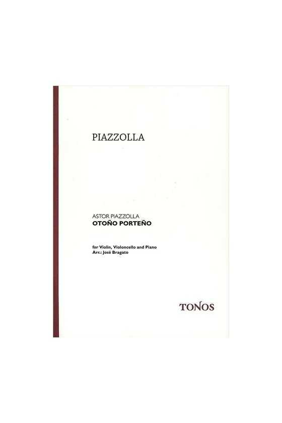 Piazzolla, Otono Porteno...