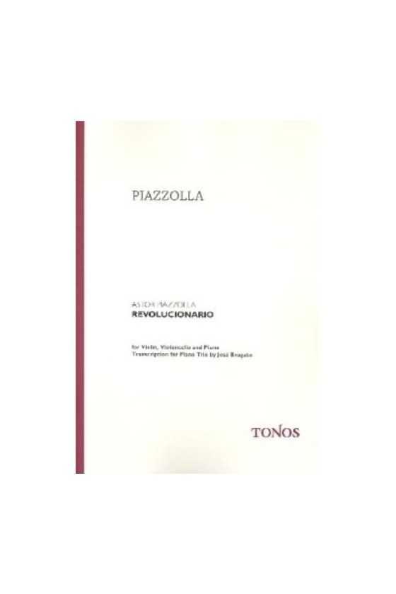 Piazzolla, Revolucionario...