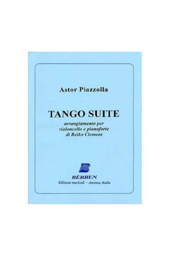 Piazzolla, Tango Suite for...