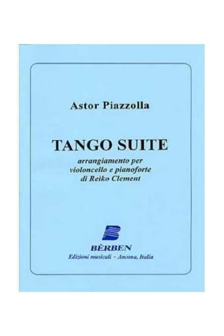 Piazzolla, Tango Suite For Cello (Berben)
