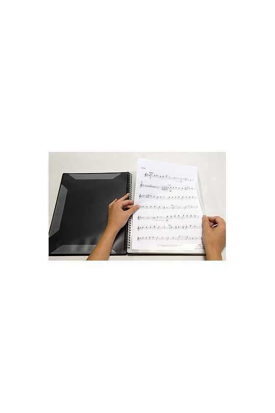 Rondofile Music Display Folder- 20 Page