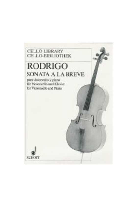 Rodrigo, Sonata A La Breve...