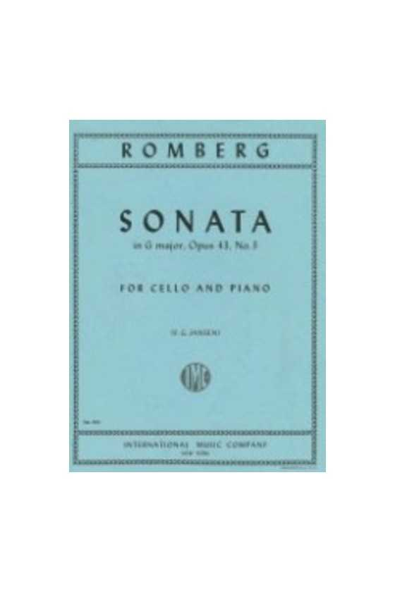 Romberg, Cello Concerto in...