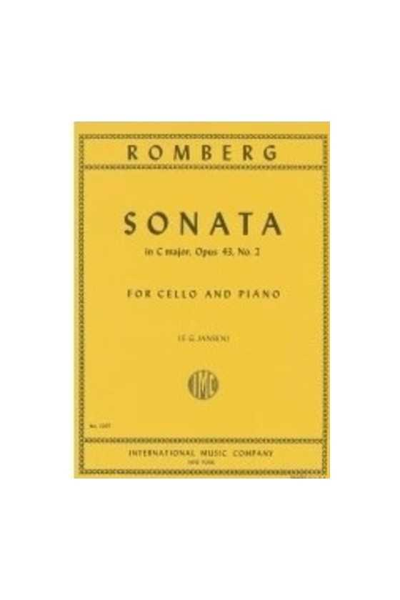 Romberg, Sonata in C No. 2...