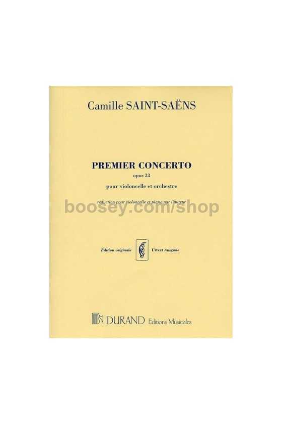 Saint-Saëns, Premier...