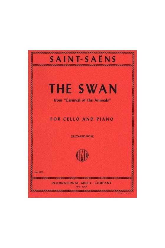 Saint- Saens The Swan for...