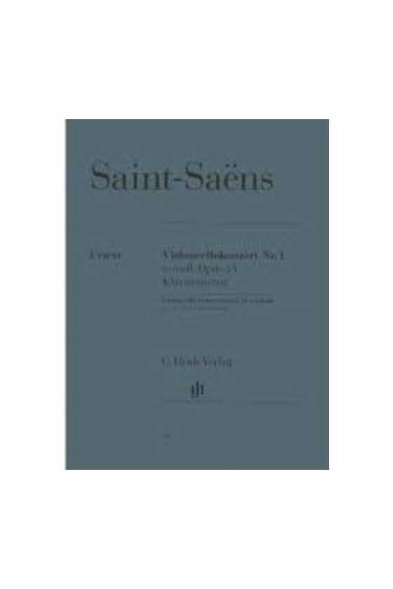 Saint- Saens, Cello...