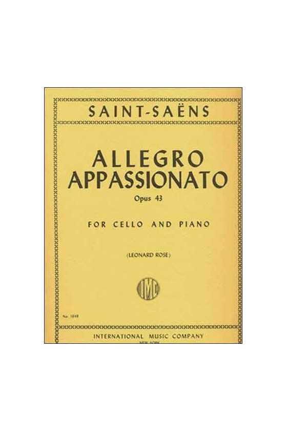 Saint Saens, Allegro...
