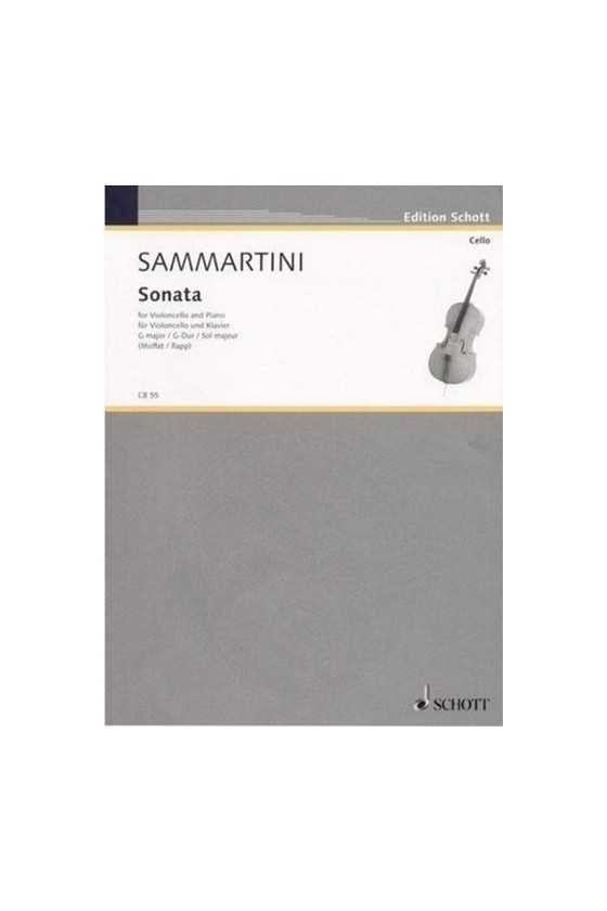 Sammartini, Sonata in G...