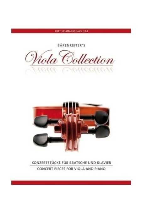 Barenreiter's Viola Collection