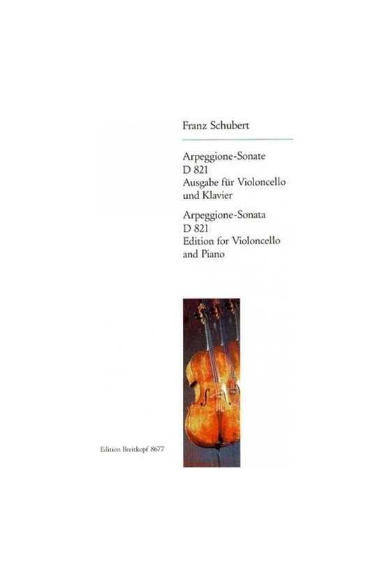 Schubert Sonata for...