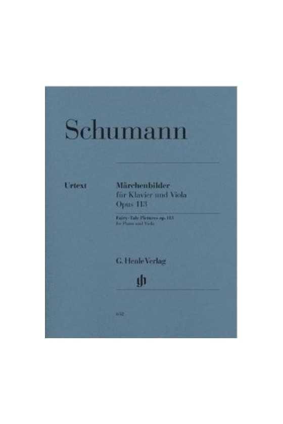 Schumann, Fairytale...