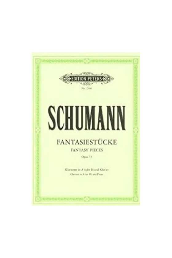 Schumann Fantasiestucke...