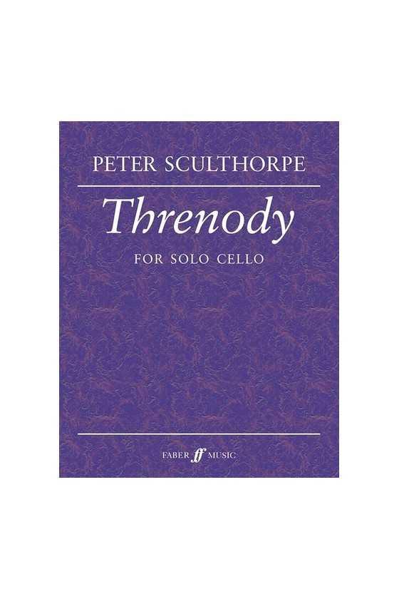 Sculthorpe, Threnody for...