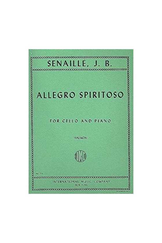 Senaille, Allegro Spiritoso...