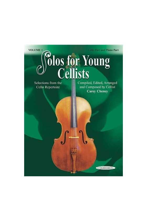 Solos for Young Cellists...