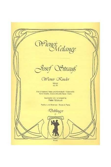 Strauss, Wiener Kinder Op. 61