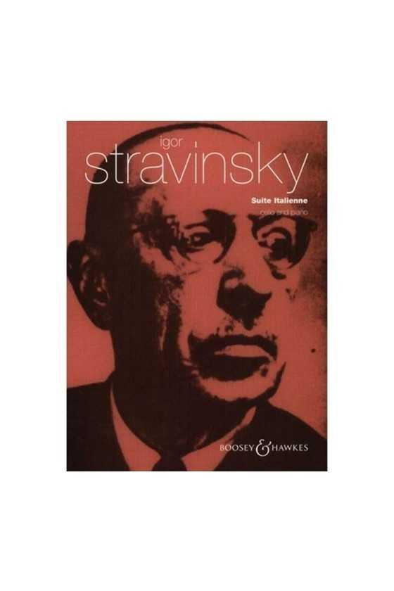 Stravinsky, Suite...