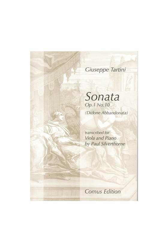 Tartini Sonata Op.1 No.10...