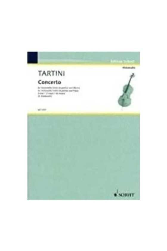 Tartini, Concerto in D for...