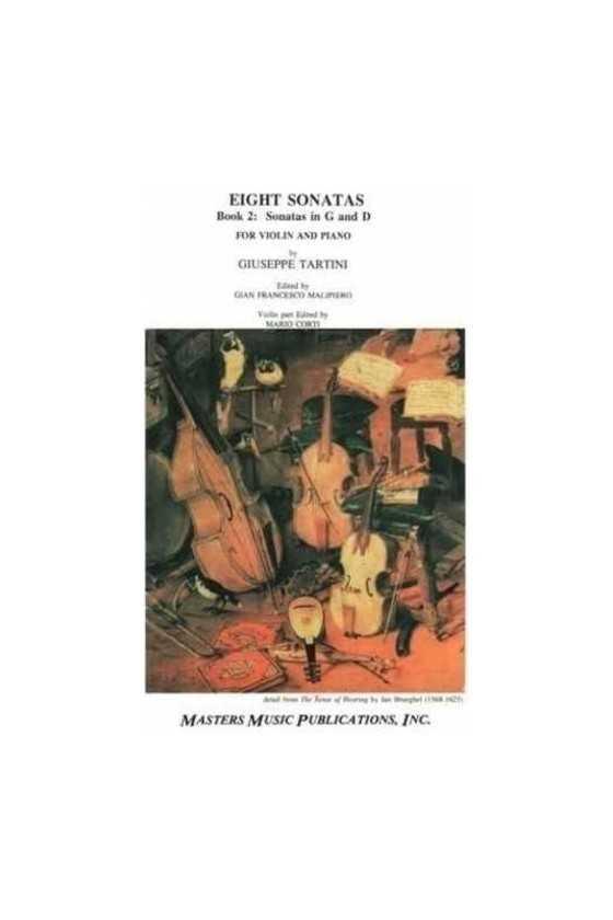Tartini 8 Sonatas For...
