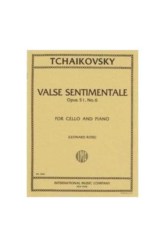 Tchaikovsky, Valse...