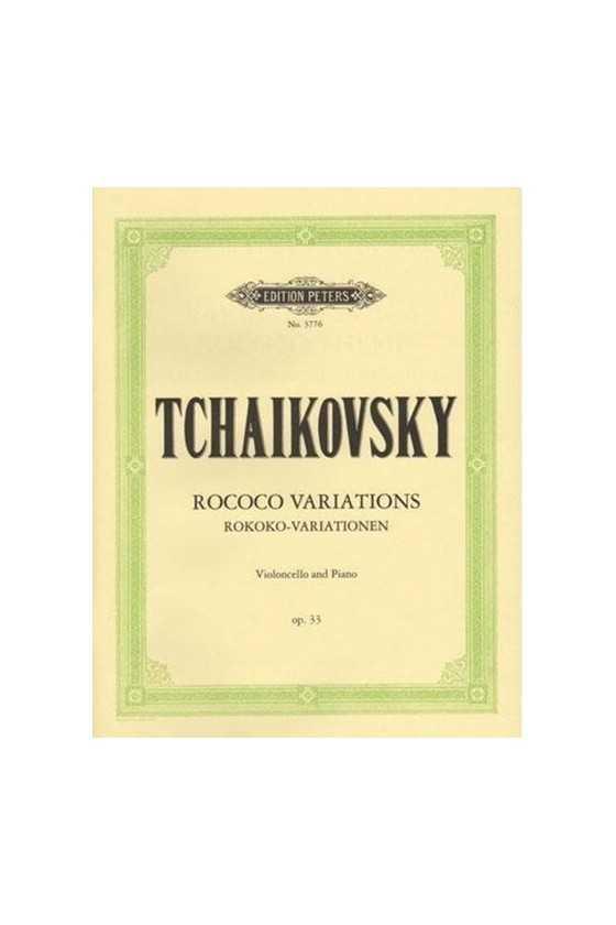 Tchaikovsky, Rococo...