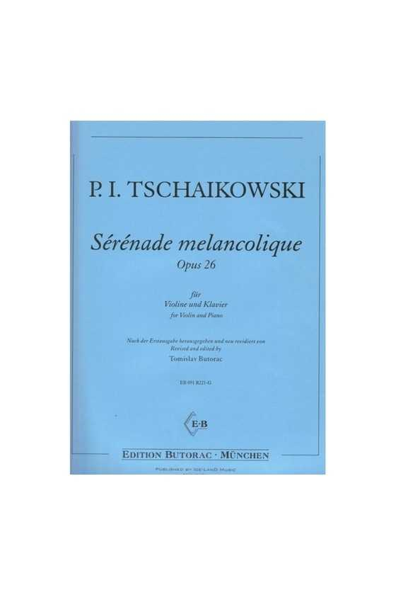 Tchaikovsky Serenade...