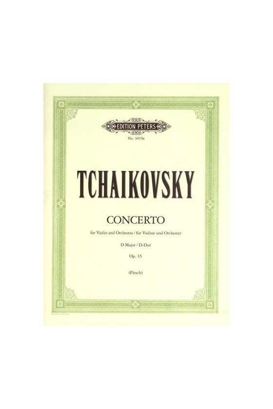 Tchaikovsky Violin Concerto...