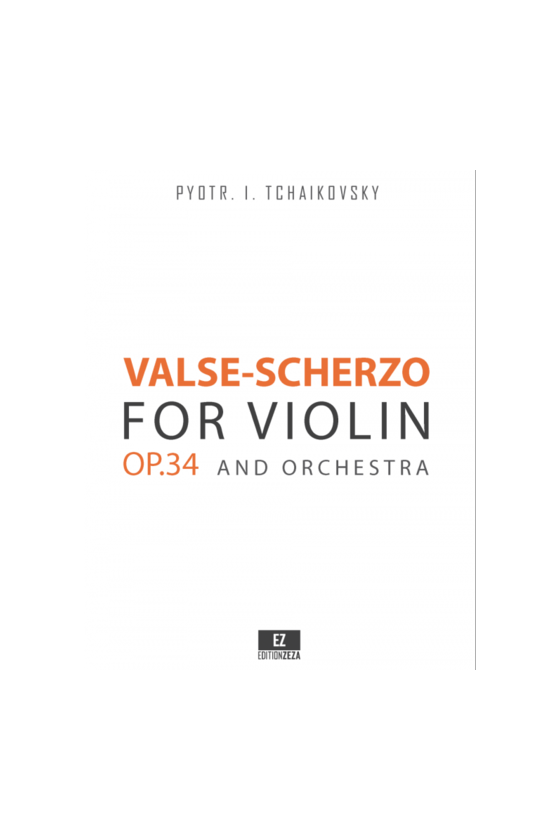 Tchaikovsky Valse-Scherzo...