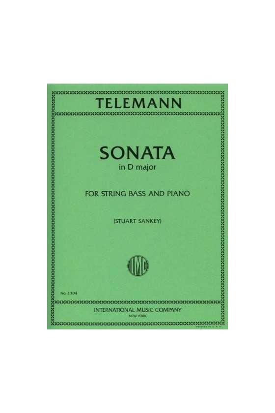 Telemann, Sonata in D Major...