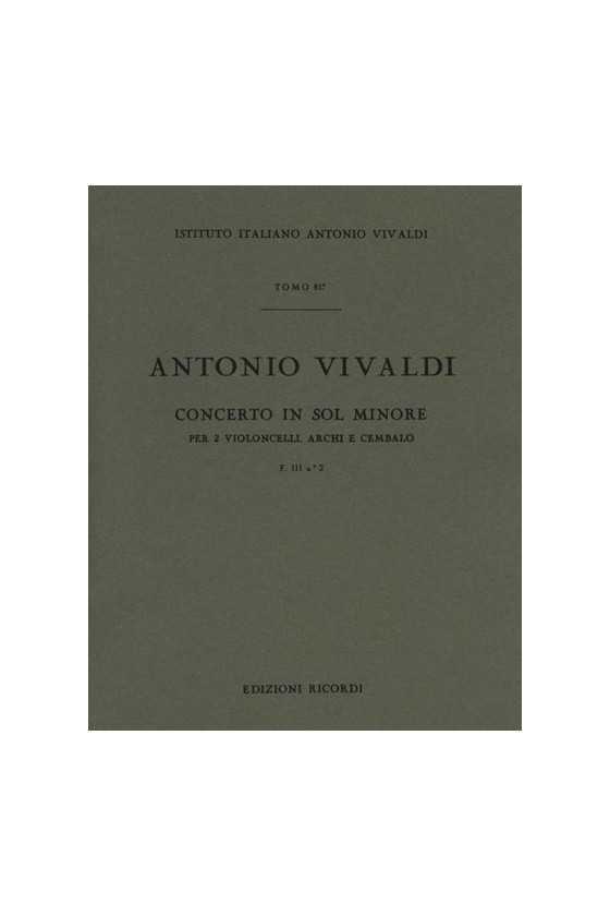 Vivaldi, Concerto In G...