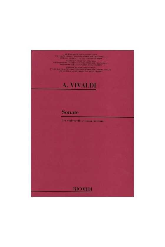 Vivaldi, Sonata For Cello...