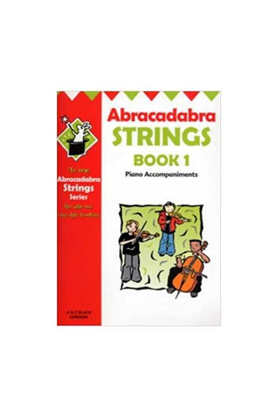 Abracadabra For Strings Bk...