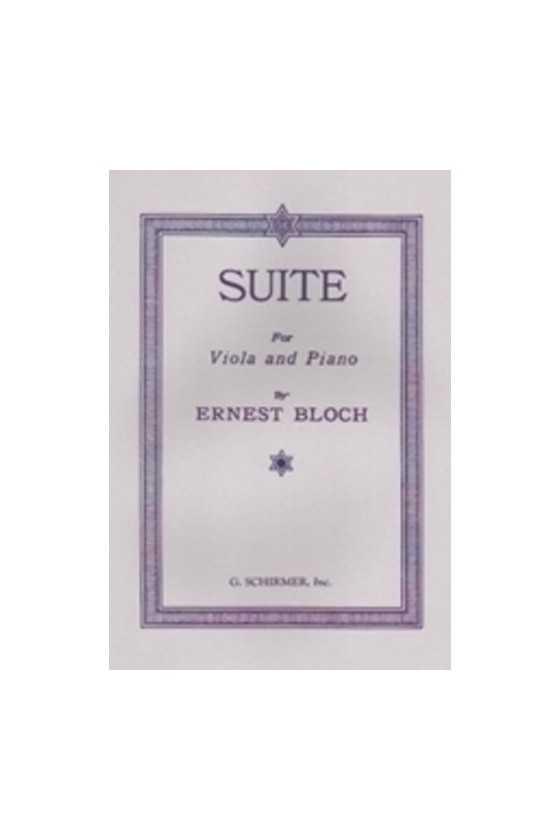 Bloch, Meditation and...