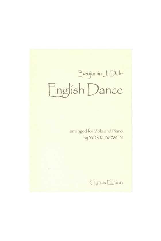 Dale, English Dance...