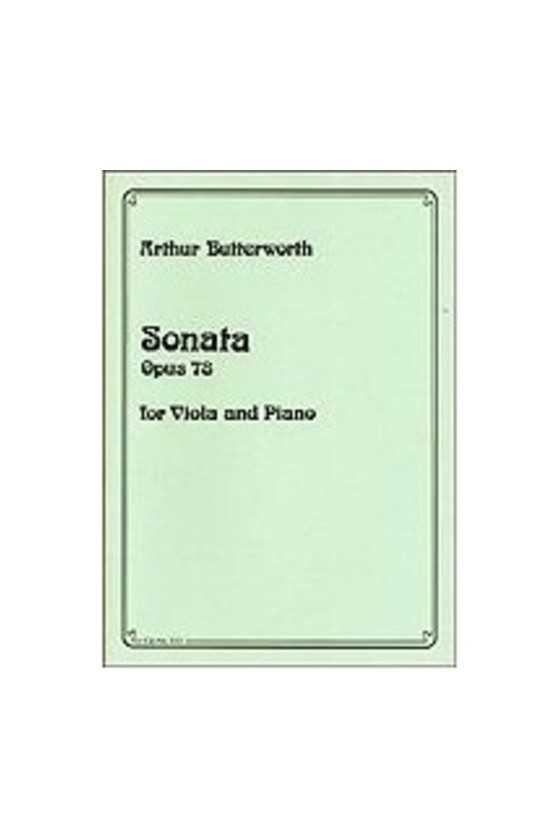 Butterworth, Op. 78 Sonata...