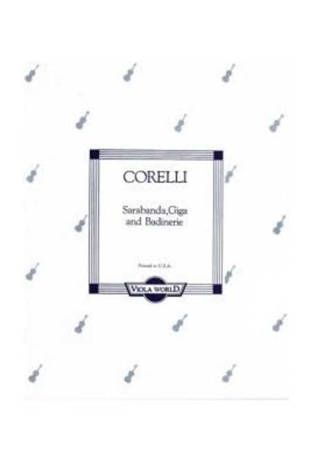 Corelli - Sarabanda, Giga And Badinerie (Viola World)