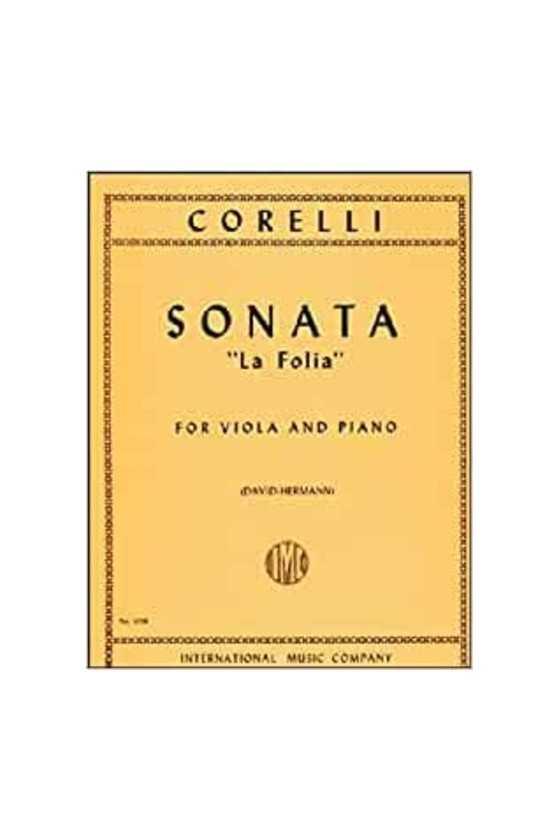 Corelli Sonata 'La Folia'...