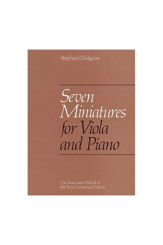 Dodgson, Seven Miniatures...
