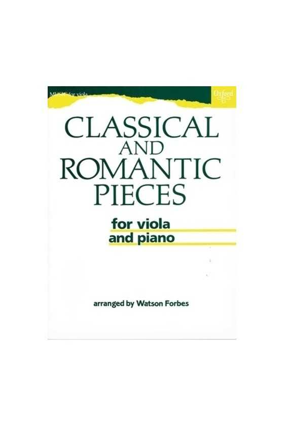 Classical and Romantic...