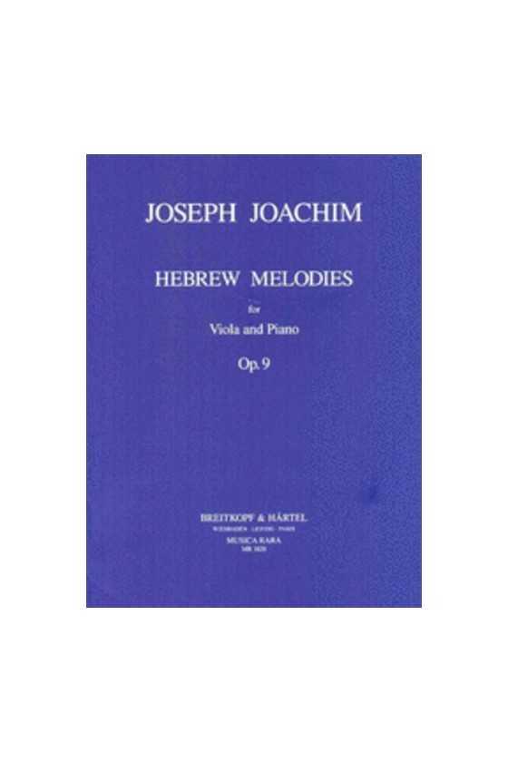 Joachim, Hebrew Melodies...